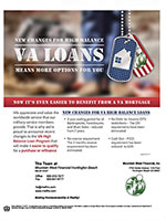 VA Loan Program Details